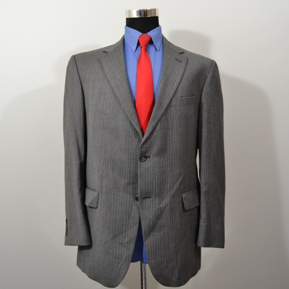 Austin Reed Other - Austin Reed 44R Sport Coat Blazer Suit Jacket Gray